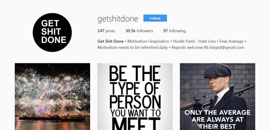 Best Instagram Profiles to Kick-Start your Sales Job in 2018