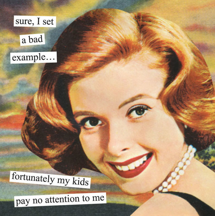15 Retro Women + Hilarious Housewife Memes for a Good Laugh | Leverage Ambition
