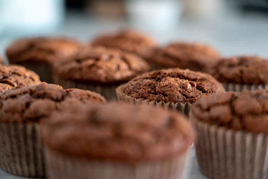 Pecan Pie Muffins (Paleo) | LeverageAmbition